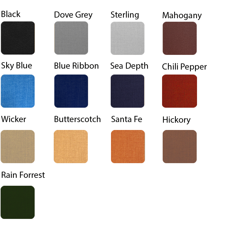 Linen collection colors