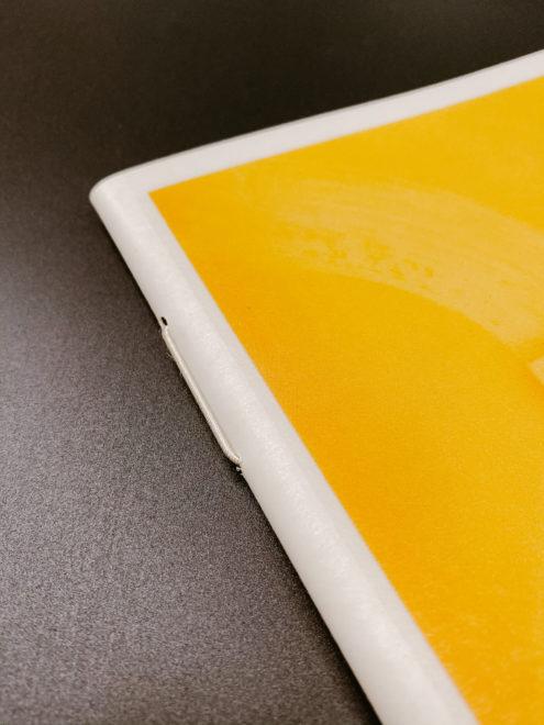 waterproof menu covers with strings inserts